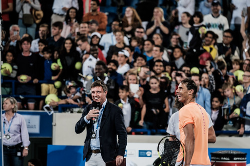 "Rafael Nadal celebrates his win • <a style=""font-size:0.8em;"" href=""http://www.flickr.com/photos/125636673@N08/31952979906/"" target=""_blank"">View on Flickr</a>"