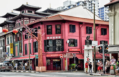 South Bridge Road (chooyutshing) Tags: lanterns decorations display chinesenewyearfestival2016 lunarnewyear attractions celebration southbridgeroad chinatown singapore