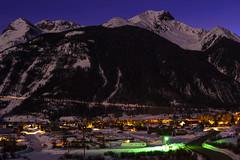 Silverton Colorado (Rakaskas34) Tags: colorado winter snow town ski snowboard sunset rocky mountains sanjuanmountains