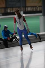 A37W1732 (rieshug 1) Tags: speedskating schaatsen eisschnelllauf skating nkjunioren nkafstanden knsb nkjuniorensprint sprint 5001000 langebaanschaaten utrecht devechtsebanen juniorena ladies dames 500m