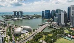 Marina Bay Panorama (20170101-DSC01424-Pano) (Michael.Lee.Pics.NYC) Tags: singapore marinabay cbd centralbusinessdistrict esplanade mbs marinabaysands padang fullertonhotel singaporeriver panorama architecture cityscape swissotelstamford gardensbythebay sony a7rm2 fe2470mmf28gm