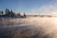 Helsinki2017_05 (SkowronTheDestroyer) Tags: helsinki sunrise winter
