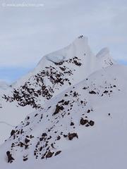 Climbing and Skiing the unaskiable