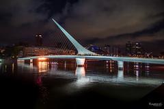 Puente de la Mujer (raperol) Tags: argentina buenosaires puente puertomadero