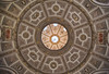 god is in the detail (cherryspicks (on/off)) Tags: geometry symmetry architecture ceiling abstract detail cupola relief art building rotunda geometric indoor pattern circle round