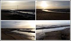 where does beauty lie..... (BoblyP) Tags: boblyp riveralt strange strangelife life northwestengland merseyside formby hightown alt beauty sandbanks mudbanks ugly view