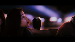 Singapore (emrecift) Tags: candid portrait night street photography low light singapore cinematic grain 2391 anamorphic 85mm canon 5dc emrecift