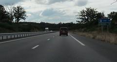 N141-43 (European Roads) Tags: n141 route nationale rn 141 limoges france voie express chabanais étagnac