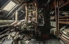 Das Archiv (NG DECAY) Tags: lost abandonedplaces urbanexploration explore decay archiv derelict desolate old urbex industry