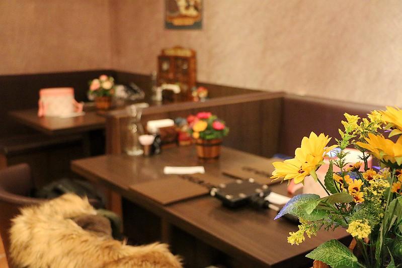 台北中山區中山捷運站SIGRID COFFEE 日式咖啡館020