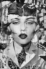 L1026412 B&W (Damien DEROUENE) Tags: damienderouene leica mm monochrom street art brooklyn redhook nyc