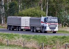Schick's DAF CF (SemmyTrailer) Tags: daf lorry truck cf tipper contractors schick civil