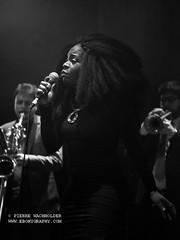1702040396_01_BW (Happygraphy Eventtography Ebonygraphy) Tags: gm5 ebonygraphy concert freedonia belgium brussels bozar type music festival afropolitan2017 maika sitté