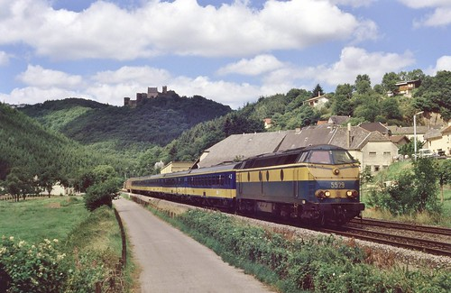 264.32, Michelau, 13 augustus 1988