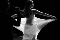 Jenny MacKenzie (Fileanta) – Close to the Floor – 10/13/15 (photo: Steve Wadden)