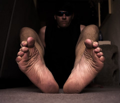 "Godly feet of ""thefootgod"" (ThyFootGod) Tags: feet fetish giant foot toes long toe arch arches dude online huge sole bigfoot soles footfetish wrinkled bigfeet zat zatdudeonline"