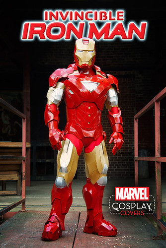 "Invincible_Iron_Man_1_Cosplay_Variant • <a style=""font-size:0.8em;"" href=""http://www.flickr.com/photos/118682276@N08/20774546115/"" target=""_blank"">View on Flickr</a>"