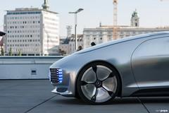 F015 (iampepa) Tags: cars electric linz mercedes benz mercedesbenz conceptcar carporn conecpt ecar f015 thefutureisnear conepctcar