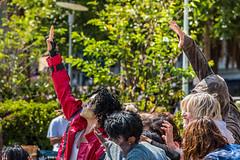 ArchitectGJA-4075.jpg (ArchitectGJA) Tags: sanfrancisco california oakland dance michaeljackson zombies unionsquare flashmob thriller danceavision carlaservice