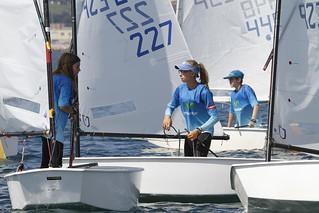 Optimist Colon en Gijón F26