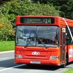 Plymouth Citybus 046 Y646NYD thumbnail