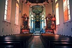 castle church Bad Mergentheim (Suzanne's stream) Tags: badenwrttemberg schlosskirche badmergentheim castlechurch deutschordensschloss