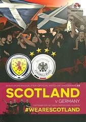 Scotland v Germany 20150907 (tcbuzz) Tags: park scotland football european glasgow sfa championships hampden uefa association programme