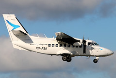 OK-ASA_02 (GH@BHD) Tags: aircraft aviation let airliner turboprop okasa bhd let410 l410 turbolet belfastcityairport vanaireurope citywing