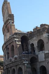 Colisseo (Vanesa Carabez) Tags: italy rome roma architecture italia coliseo colisseum