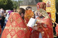 082. Patron Saints Day at the Cathedral of Svyatogorsk / Престольный праздник в соборе Святогорска