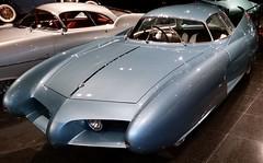 1954 Alfa Romeo BAT 7 (D70) Tags: california ca usa museum bat 7 1954 automotive danville alfa romeo blackhawk