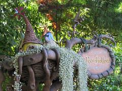PixieHollow_003 (*Ice Princess*) Tags: disneyland disney themepark fantasyland pixiehollow
