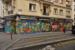 horf - saeio (lepublicnme) Tags: november paris france graffiti shutter pal 2015 horf saeyo saeio palcrew