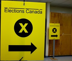 The X-Files (jessrawk) Tags: wood black yellow community communitycentre election floor ottawa x ceiling riding arrows cropped arrow 365 polling vote voting poll electionday cupboards pollingstation 295 xmarksthespot jackpurcell squareish canadianelection electionscanada ottawacentre getoutandvote twoninetyfive twohundredandninetyfive elxn42 electioncanadasigns rainydayvote markanx