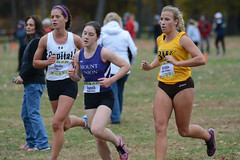 Women's Cross Country OAC Championships (Baldwin Wallace University) Tags: park lake sports student athletics women cross metro cleveland country wallace athletes championships oac