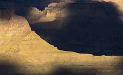 Delineate (xjblue) Tags: light shadow landscape view desert scenic canyon hike cliffs capitolreef southernutah