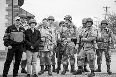 Waxahachie WWII Weekend - Airborne (d-day buff) Tags: texas wwii worldwarii 1940s reenactment waxahachie livinghistory