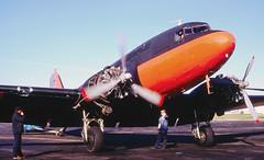 N9382 Douglas C-47A 'IFL Group' (Keith B Pics) Tags: pontiac douglas skytrain dc3 dakota c47 dak iflgroup r4d5 n9382 pwr1830 usn17135 4292521