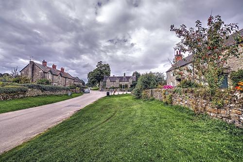 Private Estate, Tissington, Derbyshire.