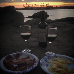 Corona del Mar (ccoellolanza) Tags: california cheese spain wine orangecounty protos spanishwine