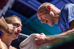 I love shots like this one of #GaborBalogh with his #cornerman in between rounds it just shows the passion #boxers have and the desire that their whole team has to do well! #sportsphotography #proboxing #yorkhall #goodwinboxing #boxing #thecartel #teamwor (StephenSmithPhoto) Tags: sports desire passion boxer boxing yorkhall sportsphotography cornerman willtowin proboxing thecartel londonboxing instagramapp uploaded:by=instagram cornerteam digitalsportsphoto goodwinboxing