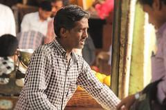 Conversing (bluelotus92) Tags: people india man market marketplace karnataka mysore conversing mysuru inconversation devarajursmarket devarajaursmarket