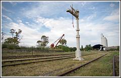 Burra Railway Station (tim_kavanagh) Tags: abandoned outback southaustralia hdr