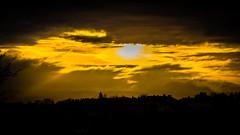 Winter Sunshine (ianmiddleton1) Tags: winter sunshine landscape scotland glasgow