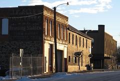Waking up.  Helena,Montana (montanatom1950) Tags: montana helena citystreets helenamontana