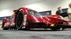 Mazda Skyactiv Prototype (Michel Curi) Tags: auto red cars car automobile transport autoshow automotive voiture prototype transportation carros vehicle mazda carshow coches automvil tampaautoshow vehculos motortrend skyactiv skyactive lovefl