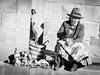 Street vendor  Cuzco ..Peru (geolis06) Tags: geolis06 pérou peru 2016 amériquedusud southamerica cuzco portrait indien indian olympusem5 olympussouth americaportraitindienindianmarketmarchéstreet captureomed em5omed 75300mm f4867 ii cusco bw nb blackwhite noirblanc street rue