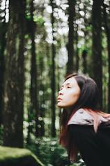 (Mr.Sai) Tags: fujicast801 meyeroptikgrlitzoreston50mmf18zebra tudorxlx200 analog film     taiwan girl portrait alishan