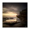 Observation Post (Mike Hankey.) Tags: littlebay cloud seascaspe published focus sunrise canoncollective lowtide colour