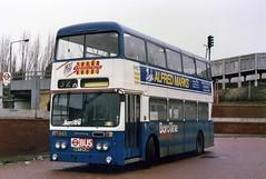 Boro'line Maidstone (Vernon C Smith) Tags: boroline maidstone khct atlantean eltham station